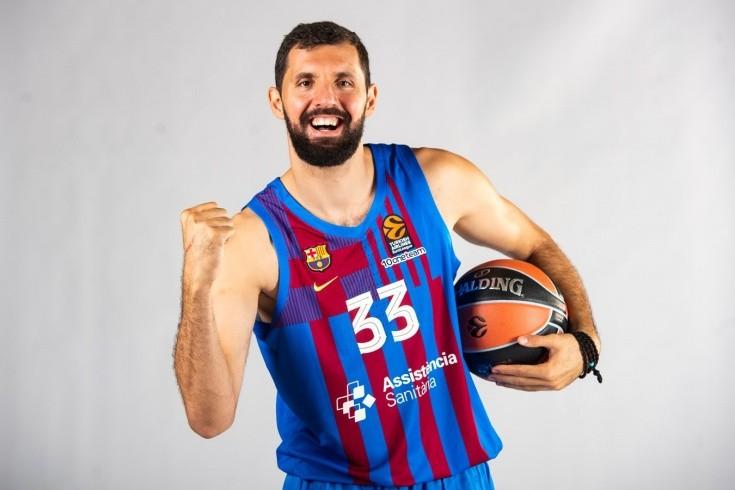 «Барселона» разлагается изнутри. Крайним сделали самого дорогого баскетболиста команды