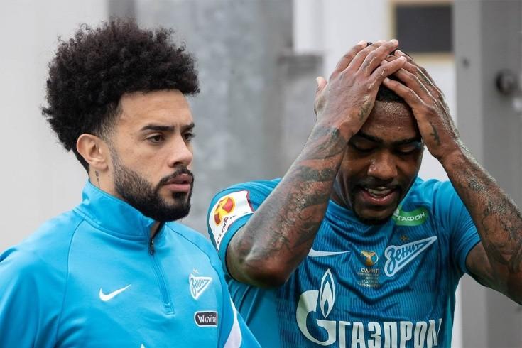 ФИФА забанила 10 бразильцев. «Зенит» просчитался, выдернув своих игроков из сборной