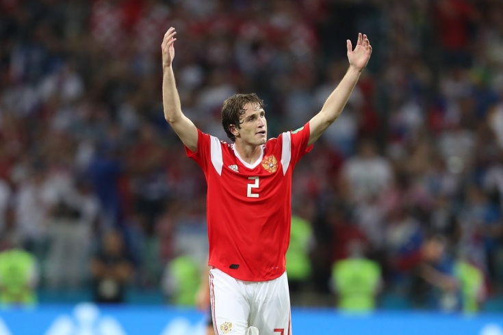 Марио Фернандес завершил карьеру в сборной России. Объясняем почему