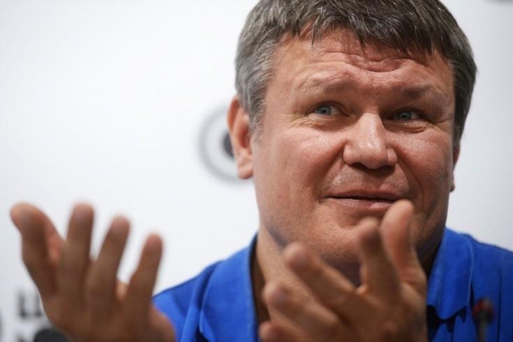 «Отломал бы что-нибудь Нганну». Олег Тактаров возвращается в ММА спустя 13 лет!