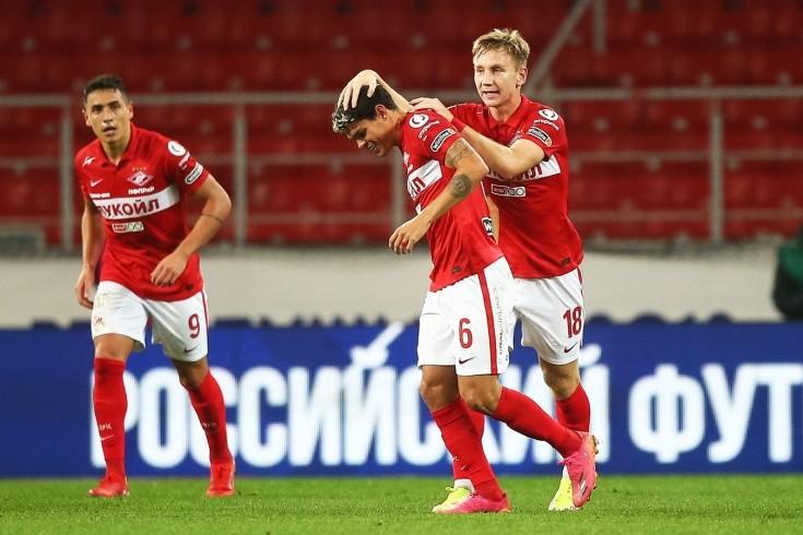 Первый гол «Спартака» в ворота «Химок» — особенный. Он дарит надежду на выздоровление