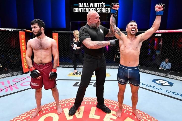 «Судьи в UFC работают неправильно». Таджику не позволили войти в историю