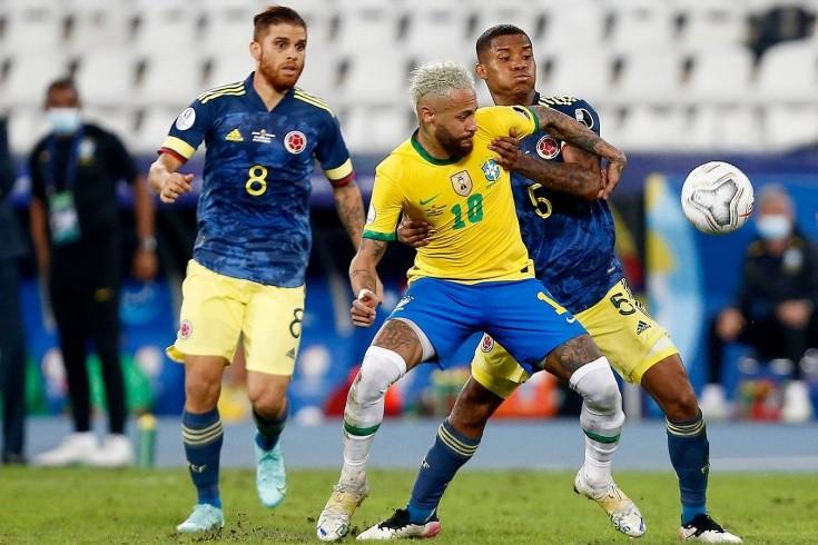 «Барриос просто свёл с ума Неймара». Как игрок «Зенита» выключил звезду сборной Бразилии