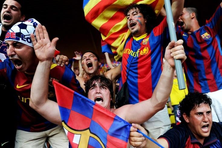 Фанатов «Барселоны» называют задницами. Откуда это пошло?