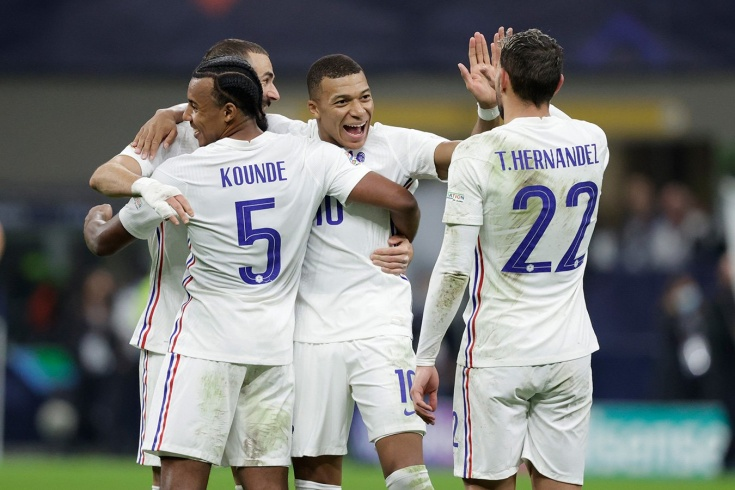 Франция и Испания подарили шикарный финал! А решил всё спорный гол