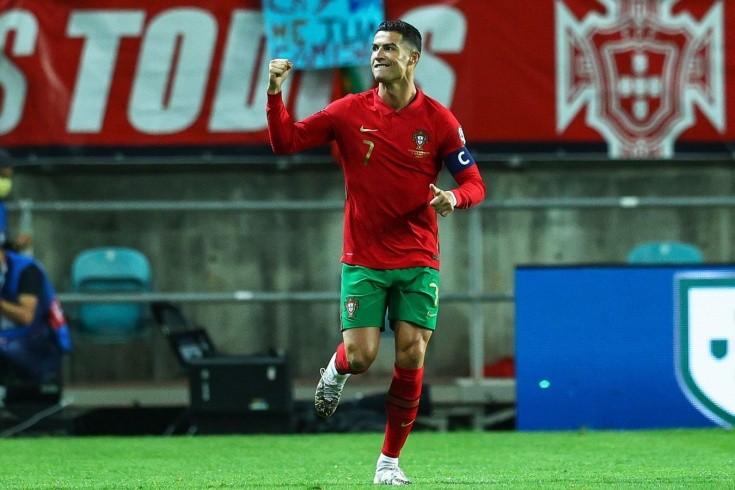 Роналду не пожалел аутсайдера в отборе ЧМ-2022. Но с пенальти забивал чаще, чем с игры