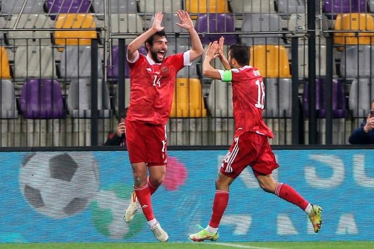 «Россия разбила мечту Словении». Что пишут о матче в Мариборе словенские СМИ