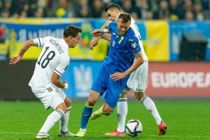 Украина не поедет на ЧМ-2022? Наши соседи потеряли важнейшие очки в отборе