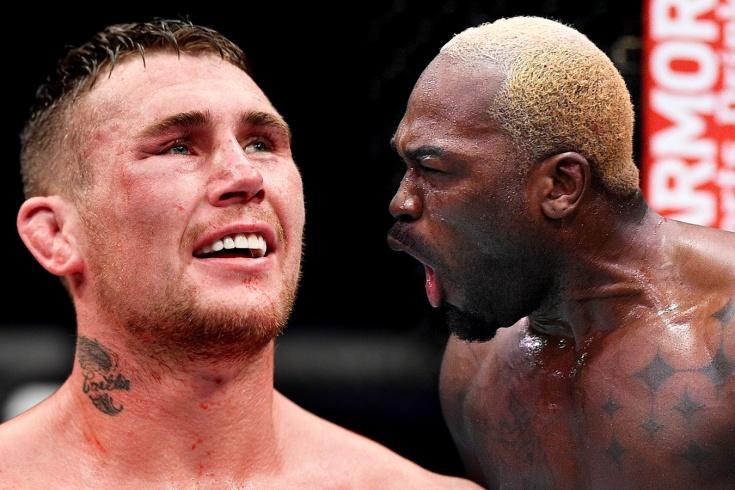 Горилла против бывшего чирлидера. Как вам такой бой в UFC?