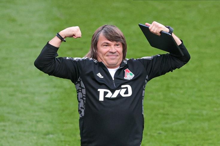 «Локо» временно возглавил рекордсмен РПЛ. Именно Лоськов принёс клубу первое чемпионство